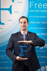 Ivaylo Tsonev, Project Coordinator for Bulgaria and Macedonia