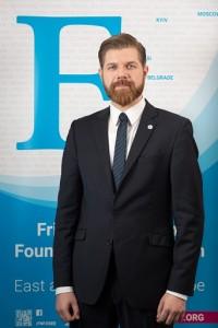 Daniel Kaddik, Project Director