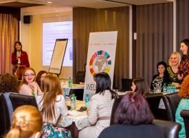 Celebrating International Women's Day with 100 Entrepreneurs from Moldova