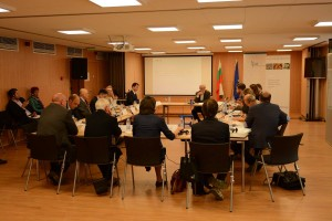Workshop Europe`s Energy Security and the Challenges for Bulgaria