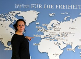 FreedomTeam Interview: Salima Belhaj in Focus