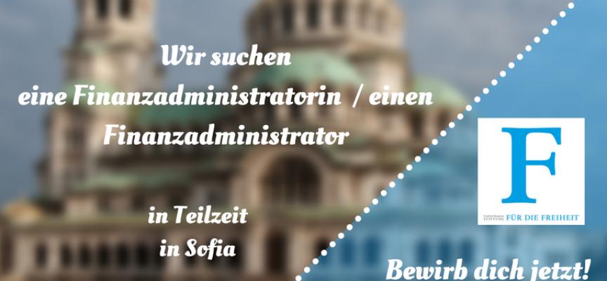 Wir suchen eine Finanzadministratorin / einen Finanzadministrator für die Projekte in Südosteuropa
