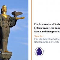 Employment and Social Entrepreneurship Support Policies for Roma and Refugees in Bulgaria