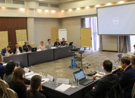 LIBSEEN Steering Committee Held a Strategic Consultation in Sofia