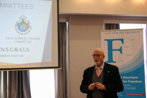 Dr. Rainer Adam, Regional Director of FNF east and Southeast Europe