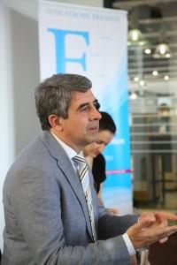 Rosen Plevneliev, President of Bulgaria (2012-2017)